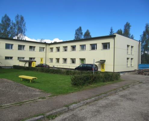 Jaanikese kool – Viljandi 82, Valga linn (2012)