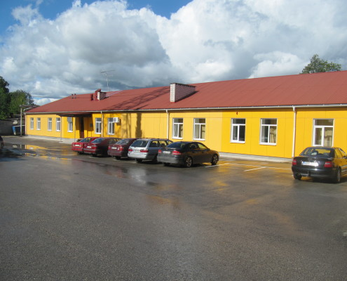 Töö teostajad: Priit Lepik, Eero Sepp, Mati Ivandi